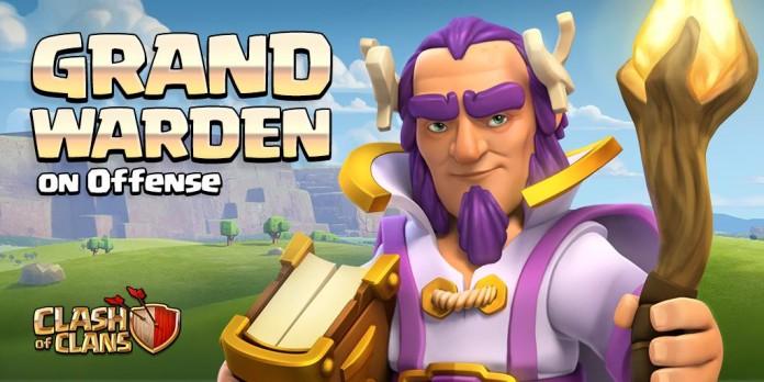 پیش نمایش یازدهم | قهرمان جدید | Grand Warden