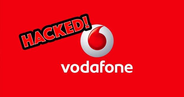 حمله هکرها به اطلاعات کاربران اپراتور انگلستانی Vodafone