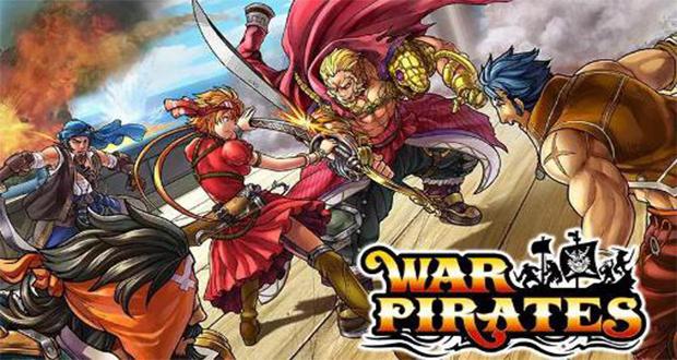 با بازی War Pirates ساعتها سرگرم شوید