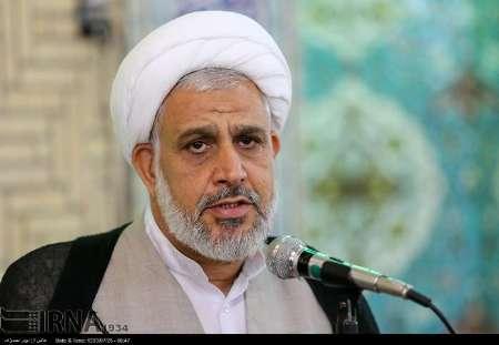 امام جمعه موقت کرمان: پیام جمهوری اسلامی ایران صلح و دوستی است