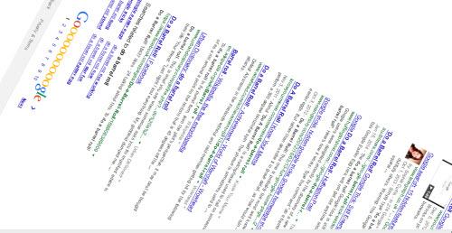 ترفند گوگل - يك دور كامل سايت گوگل را با يك جستجوي ساده بچرخوانيد!!!
