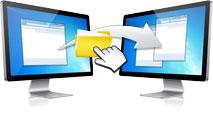 دانلود - اتصال دو کامپیوتر به یکدیگر از راه دور بوسیله TeaM Viewer 7