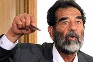 ساخت زیارتگاه برای قبر صدام!!!