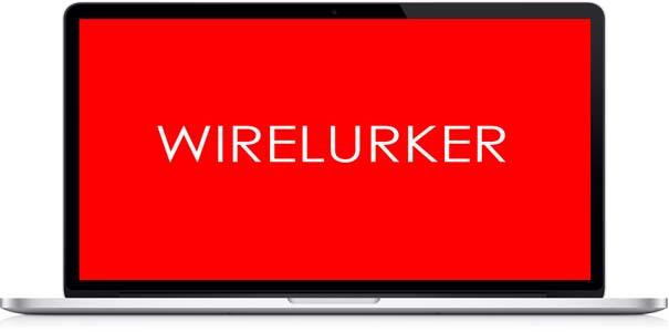خاموشی بدافزار WireLurker