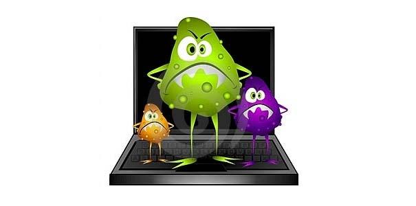 رواج یک ویروس رایانه ای در کشور
