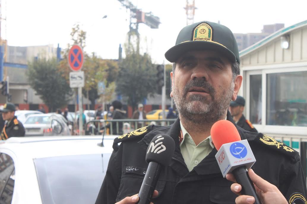 7هزار پلیس مخفی وارد خیابان های پایتخت شدند