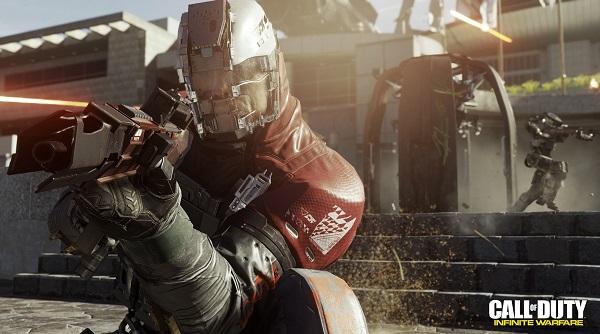 نارضایتی بیسابقه از بازی Call of Duty Infinite Warfare از اکتیویژن واکنش نشان داد !