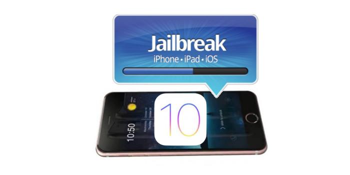 جیلبریک iOS 10
